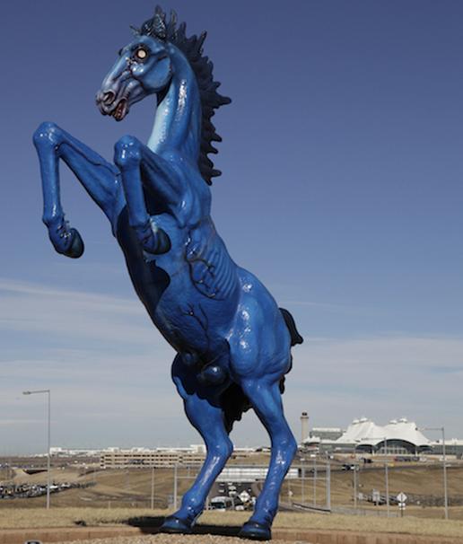 Mezinárodní letiště Denver